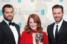 Henry Cavill Photos: EE British Academy Film Awards 2015 - Winners Room