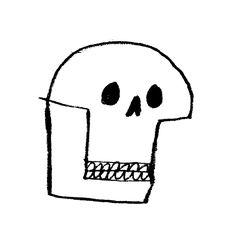 Rob Hodgson - Skull