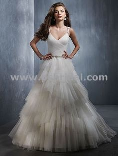 Alfred Angelo Bridal Gowns Style 2301