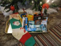 68 stocking stuffers for men! THANK YOU!!