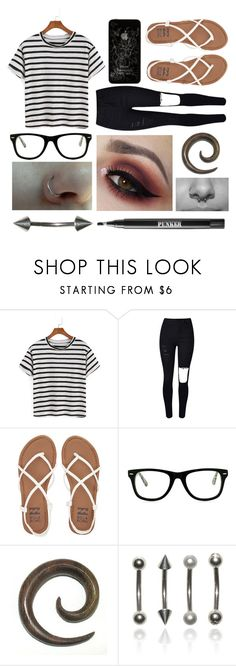 """""""K. So here is the thing."""" by punk-rock-chick ❤ liked on Polyvore featuring Billabong, Muse and Ardency Inn"""