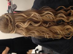 My hair for prom 2013!