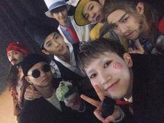 Btob movie comeback when hyusik was Thor lol Sungjae Btob, Lee Changsub, Lee Minhyuk, Btob Members, Im Hyun Sik, Fandom, Fans Cafe, Cube Entertainment, Mamamoo