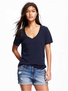 Women's Clothes: The Tee Shop from $5   Old Navy