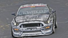 Ford Mustang SVT Nurburgring 1