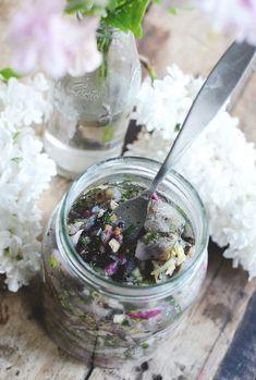 Recept på Brantevikssill och andra goda sillsorter