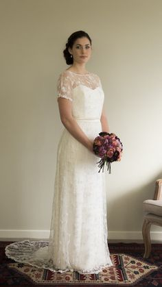 Jasmine Dress by Sophie Voon Bridal Sophie Voon wedding dresses lovingly designed and crafted in our Wellington, New Zealand workroom. Jasmine Dress, Half Circle, Bridal Wedding Dresses, Lace Bodice, Skirts, Crafts, Collection, Design, Fashion