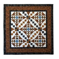 Diamond in the Rough made in Island Batik Rivers Edge by FunThreads Designs