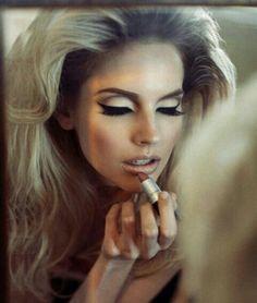 Bridgette Bardot makeup inspo