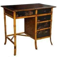 victorian bamboo furniture - Google Search