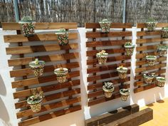 Discover recipes, home ideas, style inspiration and other ideas to try. Potager Palettes, Küchen Design, Own Home, Mother Nature, Wine Rack, Ideas Para, Ladder Decor, Minimalism, Backyard