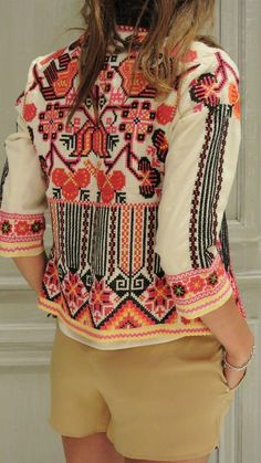 27 Pretty Patchwork Cardigans And Jackets Outfits To Explore