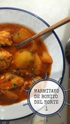 Marmitako de bonito del norte la prueba irrefutable de que el verano ya está aquí | Cocinar en casa es facilisimo.com