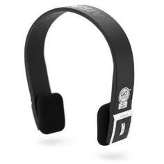 GOgroove AirBAND Bluetooth Stereo Headphones with Microphone and Onboard Controls – Works with Apple iPhone 6 , Samsung Galaxy S6 , HTC One M9 & More  GOgroove AirBAND Bluetooth Stereo Headphones. Designer Style, Sleek Comfort – Experience rich, wireless audio from any Bluetooth-enabled media device without the bulky, bulging design of every other headset you'll find on the market. The sleek, compact styling gives you a modern look that will stand out in any crowd. The headset featur..