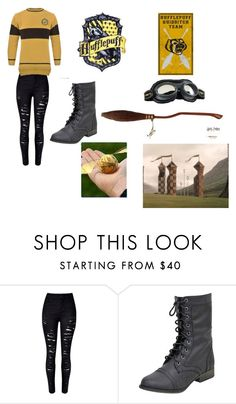"""""""Isabel the missing marauder"""" by zoeyfrederick on Polyvore featuring Nimbus"""