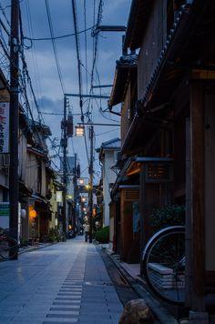 Miyagawacho, Kyoto