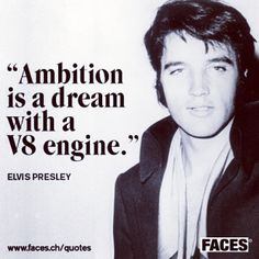 Elvis knows what he is talking about