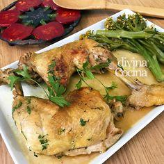 Muslos de pollo al horno fáciles Cravings, Bakery, Turkey, Meat, Chicken, Recipes, Food Ideas, World, Chicken Drumsticks Oven