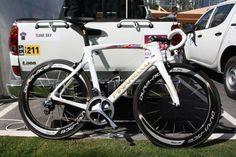 Gallery: #SirBradleyWiggins' limited edition #PinarelloDogmaF8 | Bradley Wiggins' Pinarello Dogma F8 road bike
