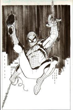 Favourite Spider-Man artists: John Romita Jr.