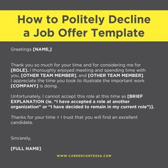 You Asked We Made The Template Career Contessa Career Career Education