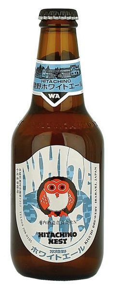 Hitachino Nest White Ale, Japón