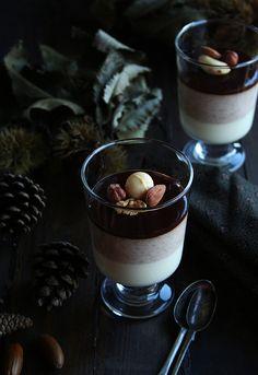 Receta de helado tres chocolates y M&M'S | Receta paso a paso | Unodedos.com