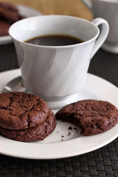 Scientifically Sweet: After Eight Cookies (i.e., chocolate mint cookies!)