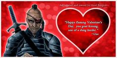 valentine at wot