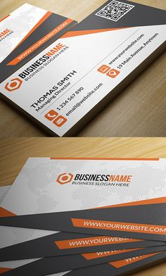Designers Business Card PSD Templates - 13 #businesscards #psdtemplates #businesscarddesign #premiumbusinesscards