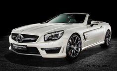 2015 Mercedes sl63 amg