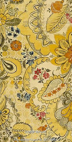 Design from Patterns by Different Hands, possibly by Anna Maria Garthwaite or James Leman. Spitalfields, London, England, 18th century