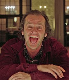 The Shining- This hotel is just plain scary. While we're at it so is Jack Torrance played by Jack Nicholson. This is what happens when you have severe writer's block in a snowstorm. Stanley Kubrick's masterpiece- a must see.