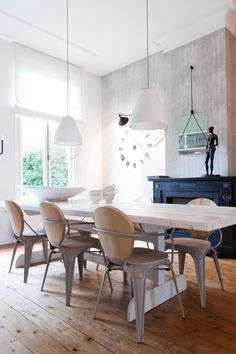 VT wonen | Styling: Frans Uyterlinde / love the chairs from Zuiver