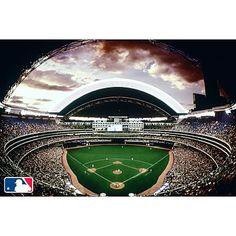 MLB™ Stadium Wall Mural #pbteen