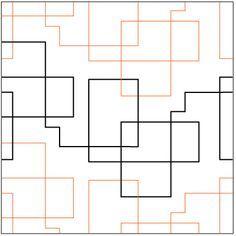 square meander pantograph - Google Search