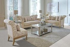 Caramel Sofa & Loveseat – Katy Furniture