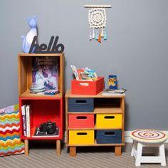 Mesa Lateral Gaveteiro Super Cool! - Tadah! Design
