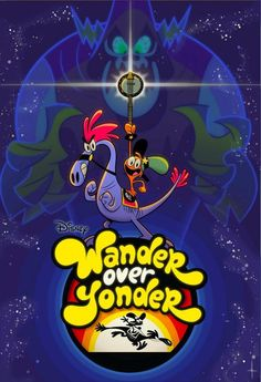 """Meet Craig McCracken, Creator of Disney Channel's Latest Animated Series """"Wander Over Yonder"""" and """"Sue"""" one of the Main Characters Voiced by April Winchell Cartoon Network, Wonder Over Yonder, Craig Mccracken, Disney Channel Original, Back In The Game, Cartoon Tv Shows, Disney Xd, Disney Pics, Old Cartoons"""