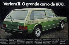 Anúncio Variant II - 1978