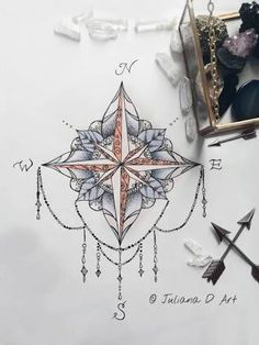 Image image for underboob tattoo - Art Tattoo Future Tattoos, New Tattoos, Body Art Tattoos, Tatoos, Sternum Tattoos, Pretty Tattoos, Beautiful Tattoos, Sextant Tattoo, Piercing Tattoo