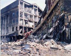 On September 11, 2001, al-Qaida terrorists hijacked and flew American Airlines Flight 77 into the Pentagon, killing… – @UPI Photo Gallery