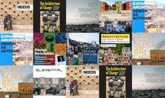 10 livros que buscam gerar mudança através da Arquitetura e do Design Social