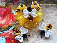 Группа Handmade Hair Bows, Diy Hair Bows, Diy Bow, Ribbon Art, Ribbon Crafts, Ribbon Bows, Baby Girl Hair Bows, Girls Bows, Bow Making Tutorials