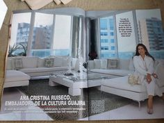 Revista HOLA Colombia MISS G
