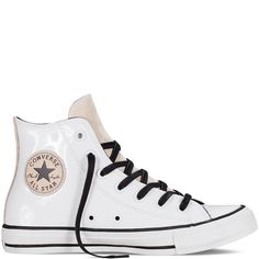 aea3c155fa81 Chuck Taylor All Star Patent Leather White Outfits With Converse