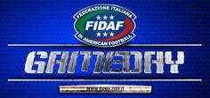 La WebApp Fidaf Gameday! www.game-day.it   Football Americano