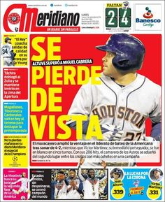 #Portadas #PrimeraPagina #Titulares #Noticias #DesayunoInformativo @meridianotv