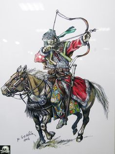 Xiongnu Horse Archer