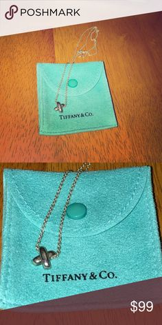 Tiffany & Co. Necklace Authentic Tiffany & Co. Necklace Tiffany & Co. Jewelry Necklaces